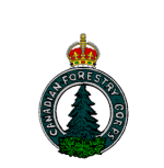 Canadian Forestry Corps Badge