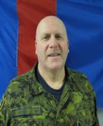 Sgt Paul Veinot, CD