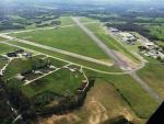 Dunsfold Aerodrome in Surrey, England build by the 2nd Bn RCE in 1942 as a bomber base