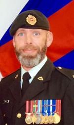 Sgt Dwayne Orvis, CD