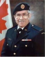 Brigadier General T. H. M. Silva, CD