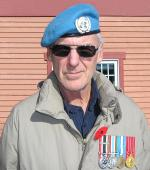 Sgt David Francis Clinton, CD (Ret'd)