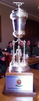 Major General John Arthur Stewart Trophy