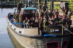 4 ESR Combat Divers with Allies in the Netherlands