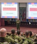 Colonel Commandant's Opening Remarks