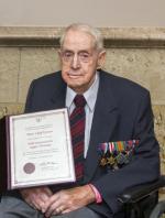 Maj Lloyd Perkins Kenyon, MiD, (Ret'd),  P.Eng, B (Eng), BSc Mil