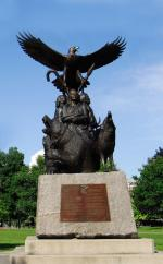National Aboriginal Veterans Monument in Ottawa