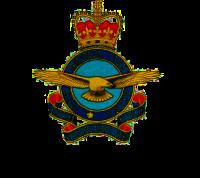 RCAF Badge EIIR