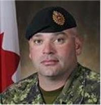 Sgt Graham Ridley, CD