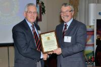 CMEA Commendation - Colonel Charles Keple, CD (Ret'd)