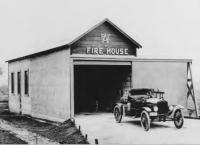 Camp Borden Fire House