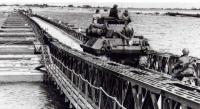 Blackfriar's Bridge - Longest Bailey Bridge in the World