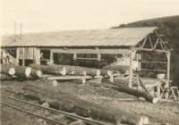 Canadian Forestry Corps Portable Sawmill
