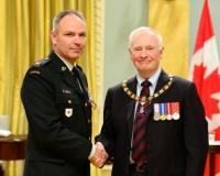 Major // Le major Douglas Shawn Patrick Groves, M.M.M., C.D.