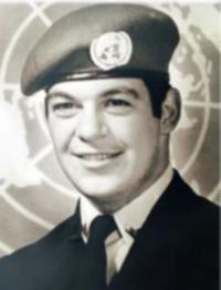 Sgt Francis Assisis Bresson, CD (Ret'd)