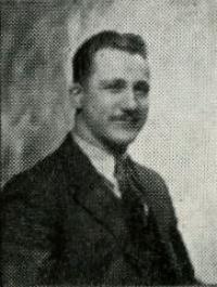 Bill Ewener UWO Wrestling Tm Capt 1935-36