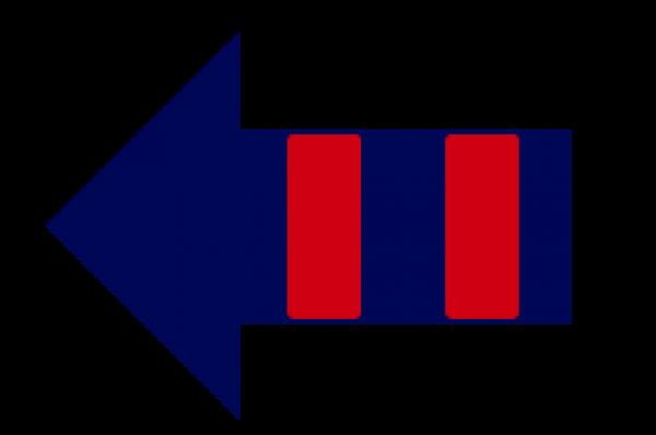 CME Previous Arrow