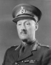 Major General C.S.L. Hertzberg CB, MC, VD