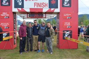 Five athletes from 17 WCE prepare for one of the hardest ultra-marathons in North America, spanning 125km across three mountains in the Canadian Rockies.
