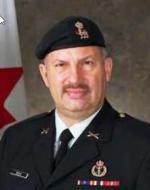 Col Robert Testa, CD