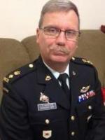Major Pierre McIntyre CD (LCol WSE in Korea)
