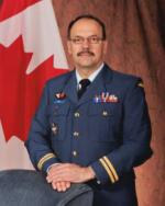 Capt D.A. (Chuck) Debrie, MSM, CD - (Former CWO/Ancien Adjuc)