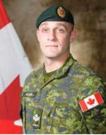 MCpl Mathew MacLeod, CD