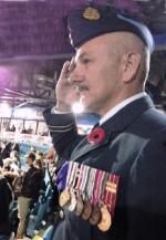 Capt Tony Brake, CD