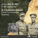 2 Construction Battalion 105th Anniversary Commemorative Ceremony