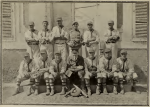 The 7th Canadian Engineer Battalion baseball team Library and Archives Canada