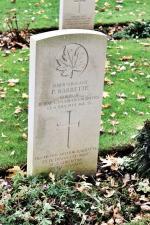 Sgt Paul Barrette Gravestone