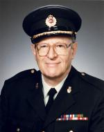 Colonel E.A. Ballantyne, CD