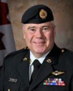 CWO Kevin Patterson, MMM, CD