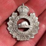 Canadian Engineers Badge WWI
