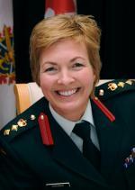 Colonel Jennie Carignan