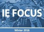 IE Focus Winter 2016 Banner