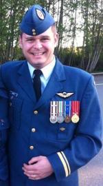 Lt Jean-Guy Mayer, CD