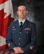 CWO/Adjuc Gordon Aitken, CD