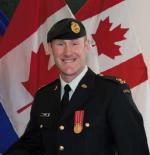 Maj Garrett Aucoin, CD