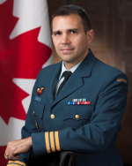 LCol Phil Baker, OMM, CD