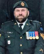 Sgt J.E. Beaudet, CD