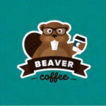 Beaver Coffee Logo