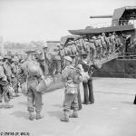 2 BEF Troops leaving Brest
