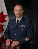 CWO/Adjuc Gilles Caouette, PMP, CD