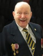 "Sgt William Charles Edward ""Bill"" Carlin, CD (Ret'd)"