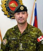 Capt Michel Carrier, CD