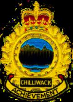 CFB Chilliwack Crest