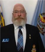 Chief Warrant Officer Joseph Jacques Daniel Coutu, CD (Ret'd)