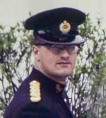 """Maj Rinaldo """"Reno"""" Robert Cyr, CD (Ret'd)o"""" Robert Cyr, CD (Ret'd)"""