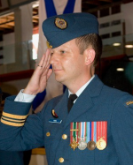 Lieutenant Colonel James Fera CD, P.Eng
